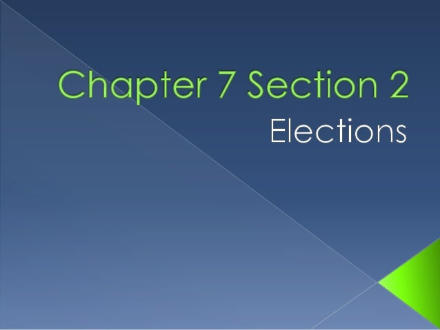  Ballot: the device voters use to register a choice in an election.  Absentee Voting: the process of voting without goin...