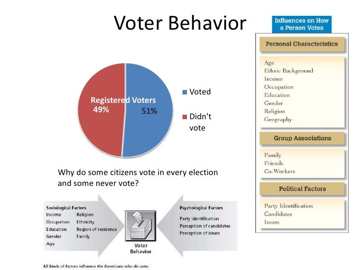 VOTER BEHAVIOR PDF