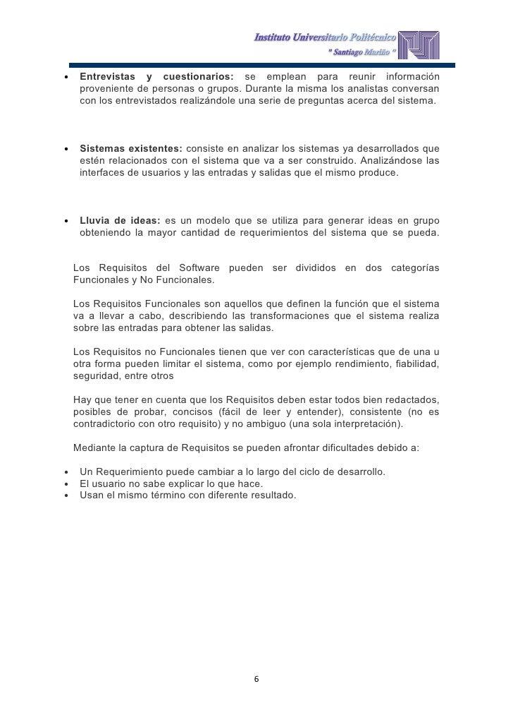 Electiva v captura de requisitos