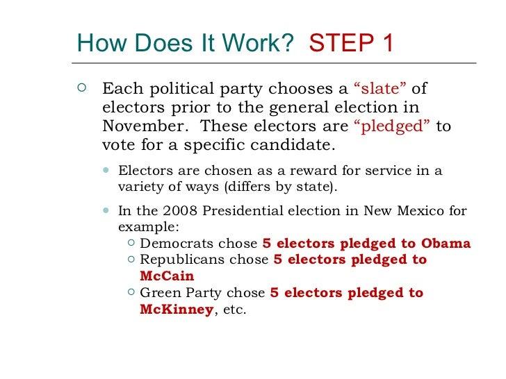 should electoral college abolished essay