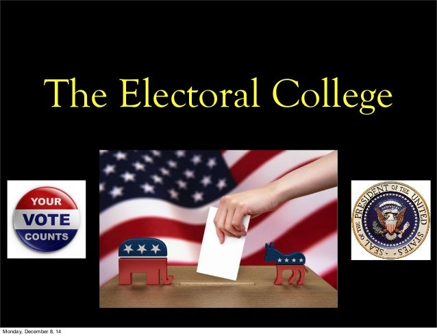 an introduction to the electoral college system Electoral systems: a comparative introduction  in its day, the electoral college was an impressive innovation several vote counting methods,  one of them, the united states, permits the winner of the popular vote to lose the election through an electoral college system the 23 countries with majority and minimum plurality requirements.
