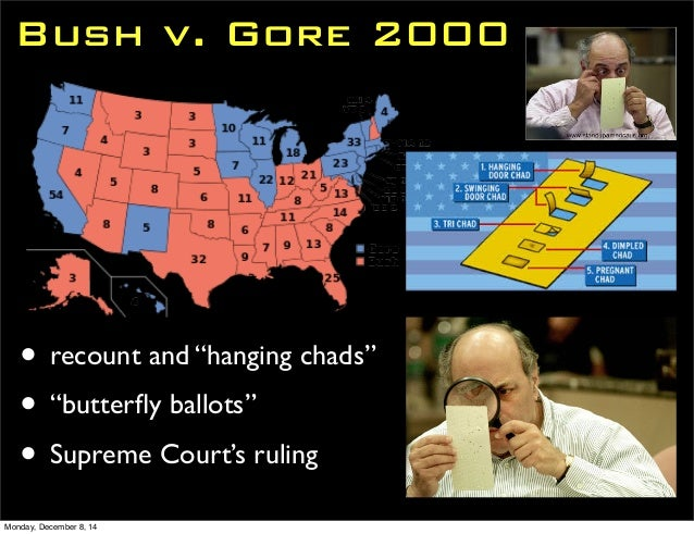 an introduction to the presidental election 2000 bush vs gore The united states presidential election of 2000 was the 54th quadrennial presidential election it was held on tuesday, november 7, 2000 republican candidate george w bush, the governor of texas and the eldest son of the 41st president george h w bush, narrowly defeated democratic nominee al gore, the incumbent vice president.