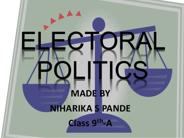 MADE BY NIHARIKA S PANDE Class 9th-A
