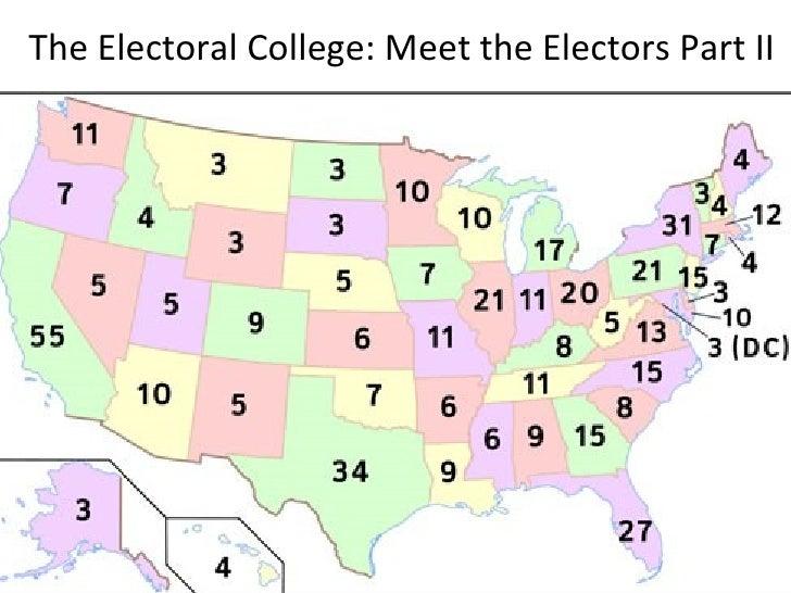 The Electoral College: Meet the Electors Part II