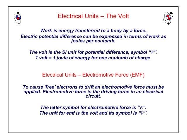 Elect Principles Electric Current