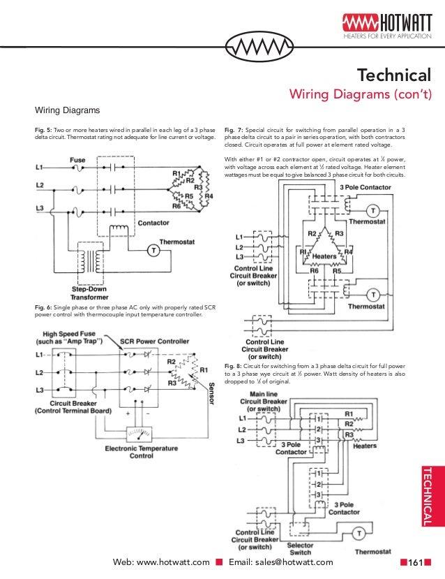 heating element temperature control wiring diagram   50