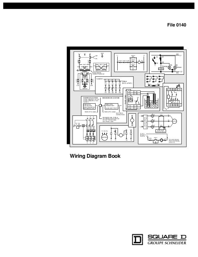 Electrical – L1 L2 L3 Wire Diagram