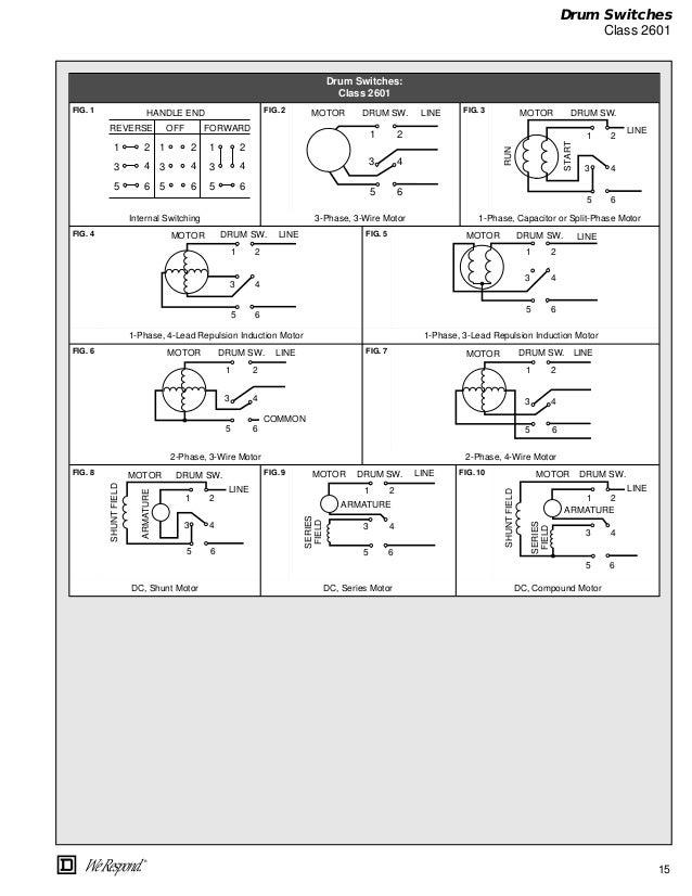 Drum Switch Wiring Diagram - Roslonek.net