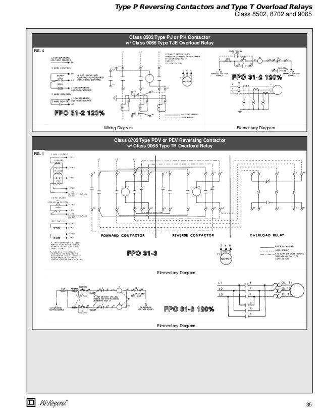 Latching Relay Wiring Templates Latching Contactor Wiring Contactors ...