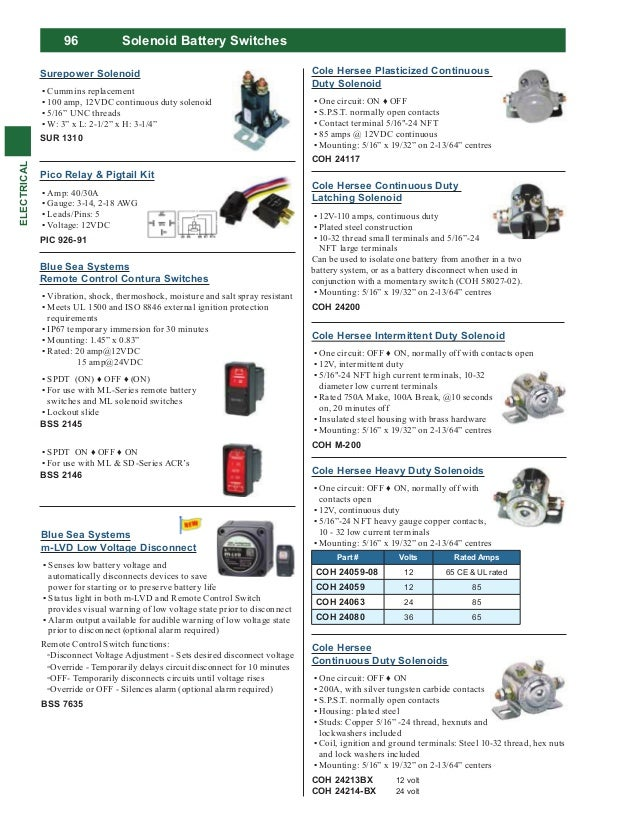 Cole Hersee Solenoid Wiring Diagram - Wiring Diagram & Schematics on cole hersee solenoid, cole hersee battery disconnect, ford wiper motor diagram,