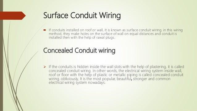 Conduit Wiring Definition - WIRE Center •