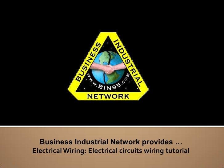 Electrical wiring-schematics