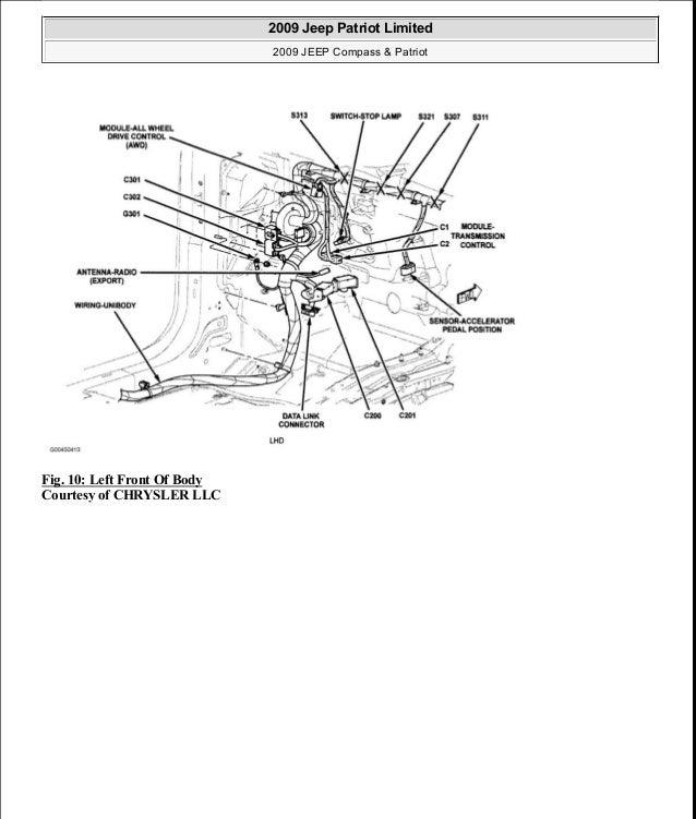 2012 jeep comp fuse diagram html