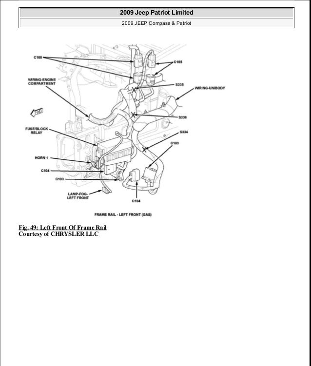 1997 Ford Taurus Fuse Diagram