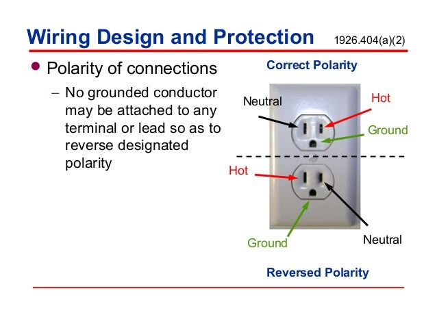 electrical safety in construction by south carolina state association 16 638 house wiring hot neutral reversed the wiring diagram Difference Between Ground and Neutral at gsmx.co