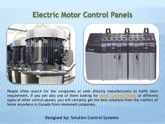 Electrical Control Panels | Variable Frequency Drives | Hazardous Loc…