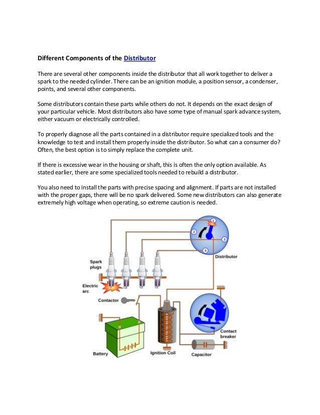Electrical distributor