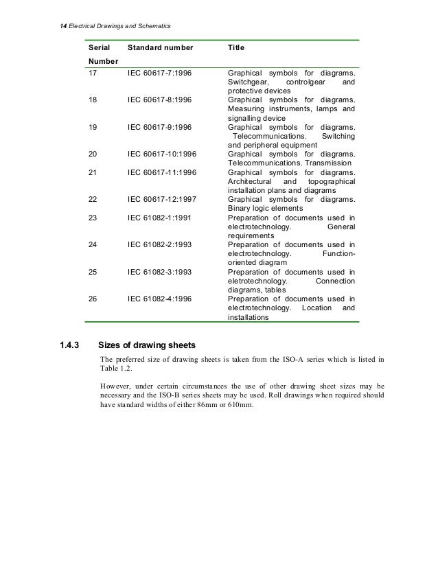 Electrical Drawing Numbering System The Wiring Diagram