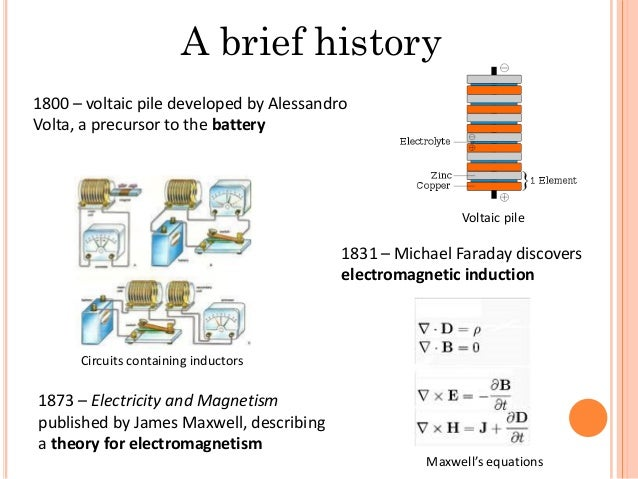 Electrical Engineering History