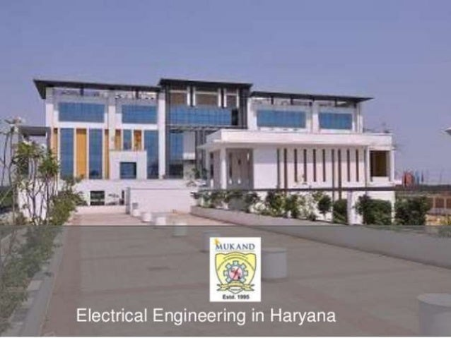 Electrical Engineering in Haryana