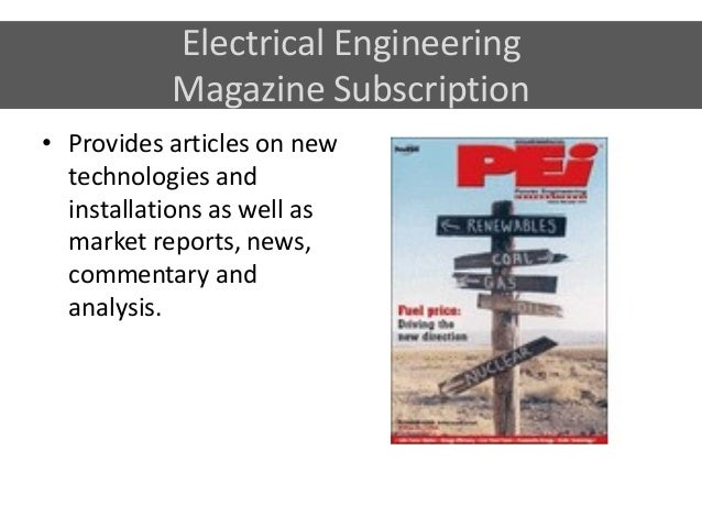 electrical anatomist relevant articles