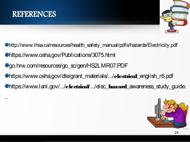 Electrical hazards and their preventions