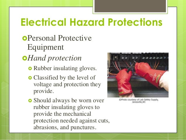 Electrical Hazards Amp Safety Training
