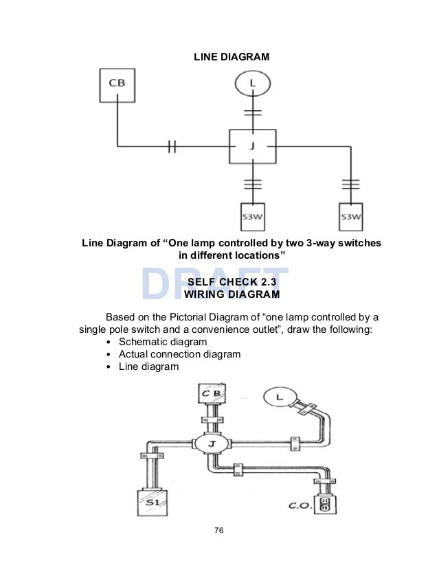 Electrical installation and maintenance module 10 on