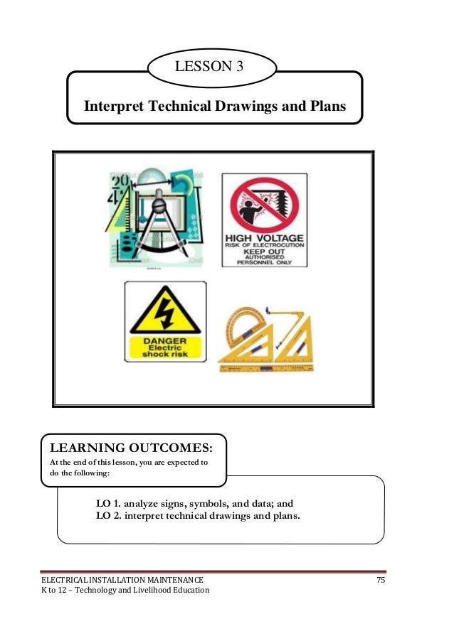 Learn To Read Electrical Drawings - Merzie.net
