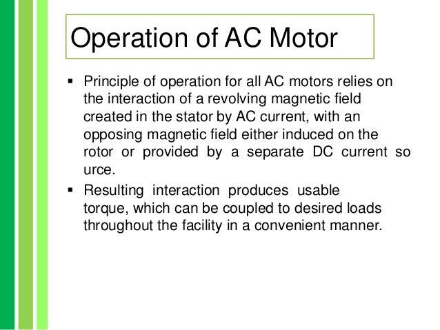 dc motor model Basic Transistor Amplifiers operation of ac motor