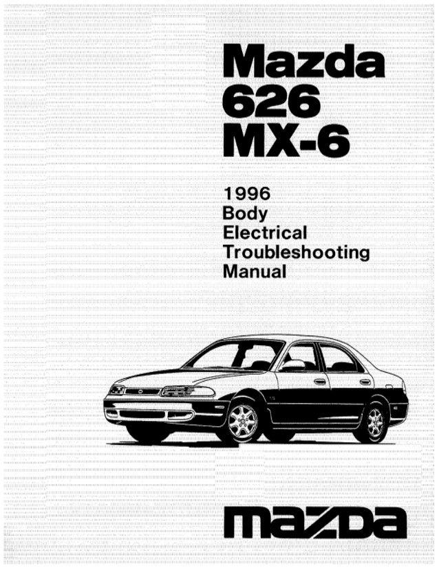 Electrical manual 626_mx6_96