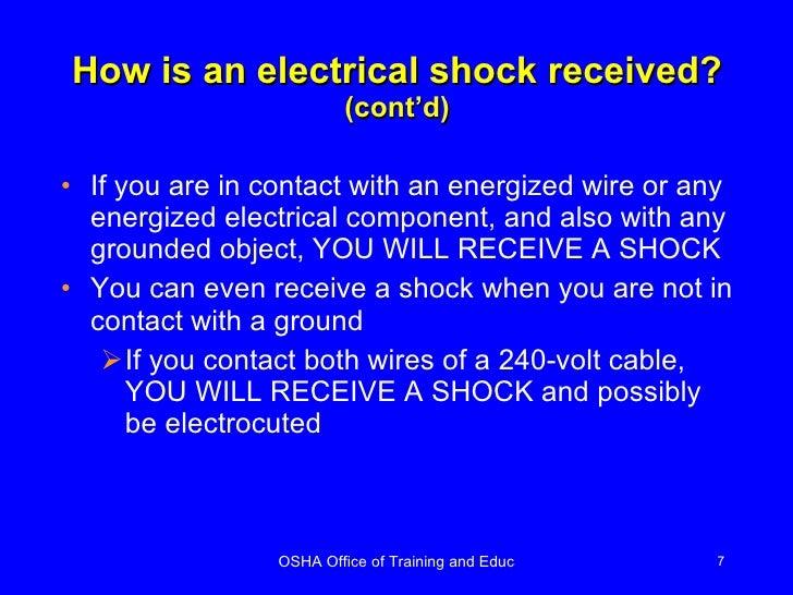 Electrical pptgi