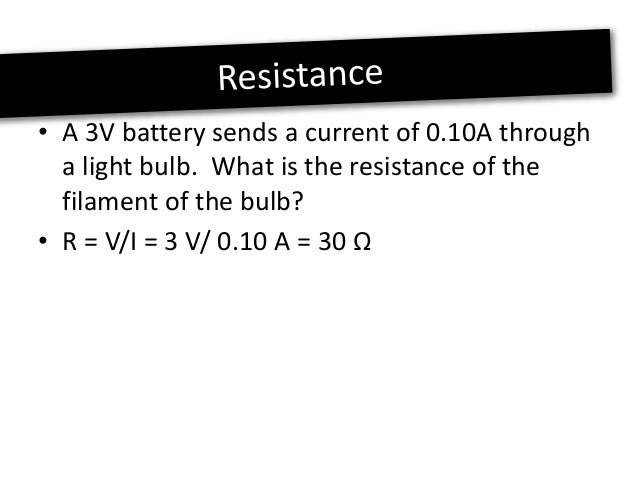 Grade 9, U2-L4-Electrical quantities