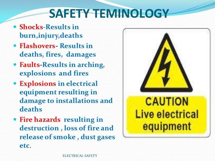 Electrical Safety Gen