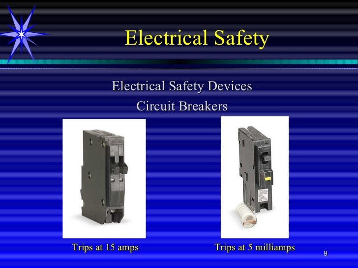 Electrical safety new