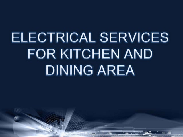 Topics Included• Need for the study of           • Electrical appliances required  electrical system and layout      accor...