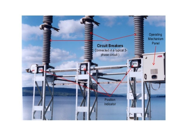 Electrical Substation General Equipments