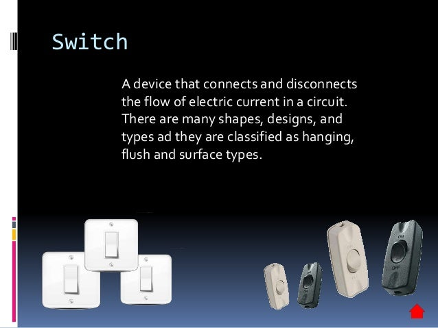 electrical supplies materials rh slideshare net Pantry Consumable Materials Consumable Materials Problems