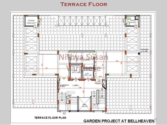 Electrical System Design Of Garden Project At Belhaven  10