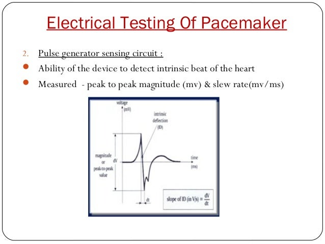 electrical testing of pacemaker 10 638?cb=1362635605 electrical testing of pacemaker