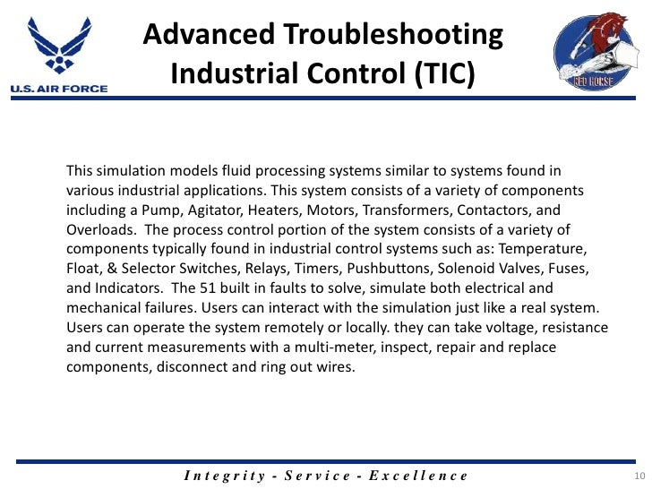 4<br />Troubleshooting Basics <br />Description: This basic electrical training program teaches a proven systematic app...