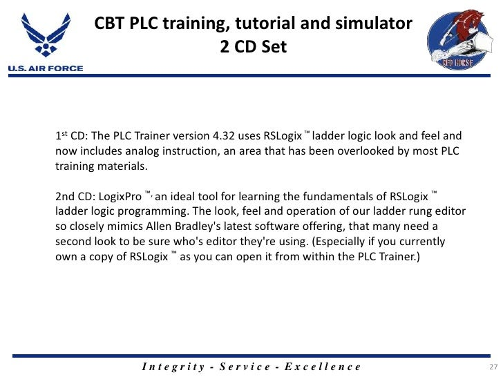 4 Allen Bradley Ladder Logic Examples
