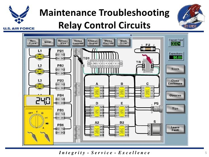 Advanced Troubleshooting Industrial Control (TIC)