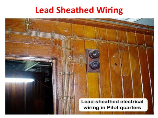 20 Lead Sheathed Wiring