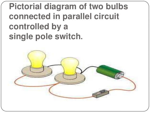 single pole switch  14  schematic