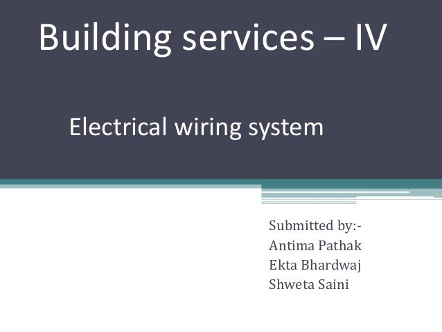 Marvelous Electrical Wiring System Wiring Digital Resources Hetepmognl