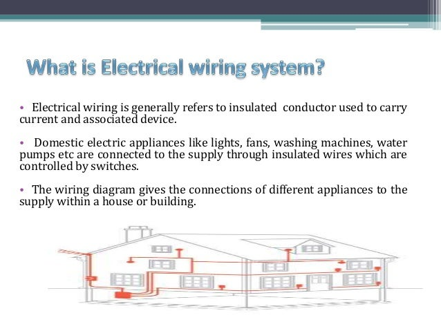 electrical wiring system ppt trusted wiring diagram u2022 rh soulmatestyle co electrical wiring interconnection system ppt Residential Electrical Wiring Diagrams