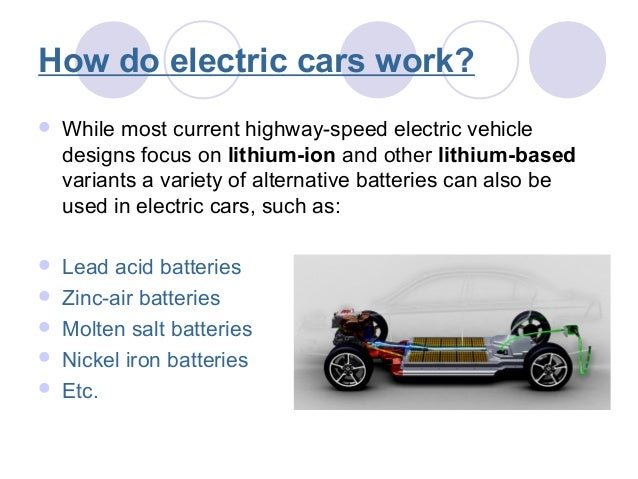 Amazing Working Of An Electric Car Ensign - Electrical Circuit ...