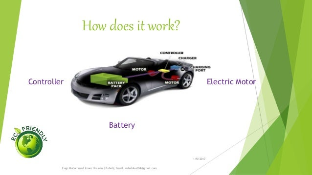 ELECTRIC VEHICLES AND IT'S FUTURE PROSPECT  Slide 3