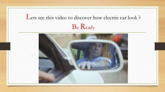 Electric cars Slide 3